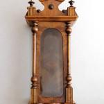 """Restaureeritud kellakapp """"Junghans"""" ca 1900 a."""