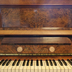 "Pianiino ""Weidenslaufer"""