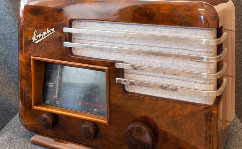 Raadio Hornyphon Lord 38B