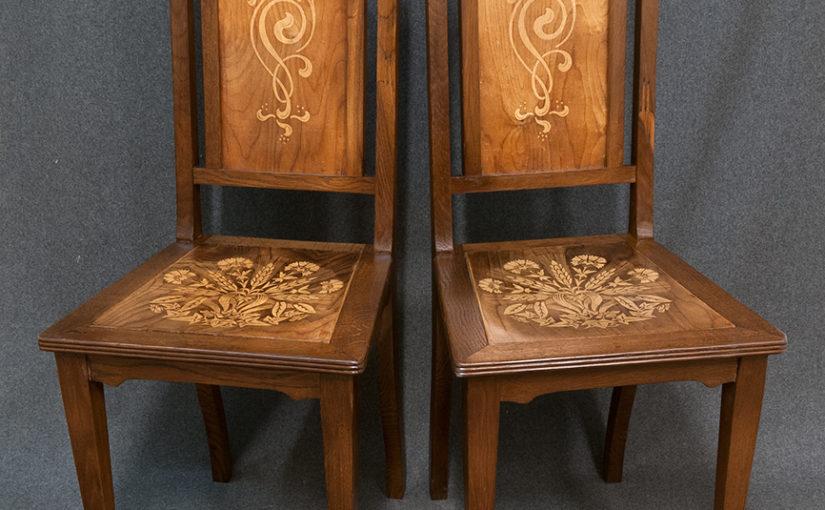 Luterma toolide restaureerimine