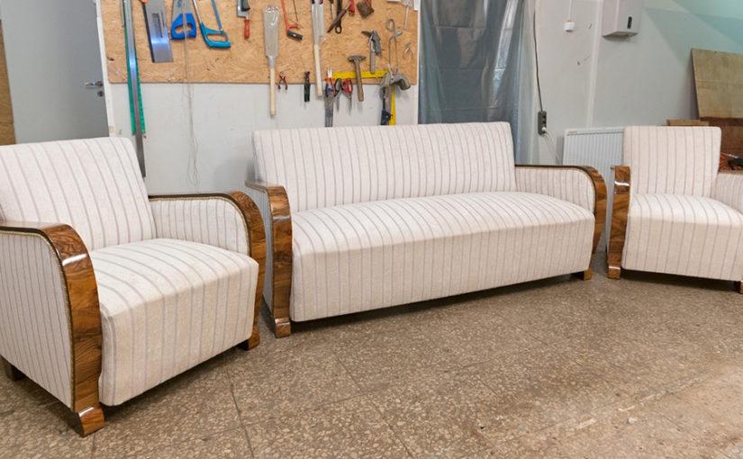 Pehme mööbli restaureerimine